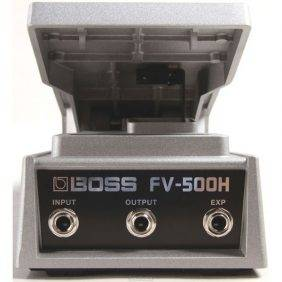 Boss FV-500H High-impedance Volume/Expression Pedal
