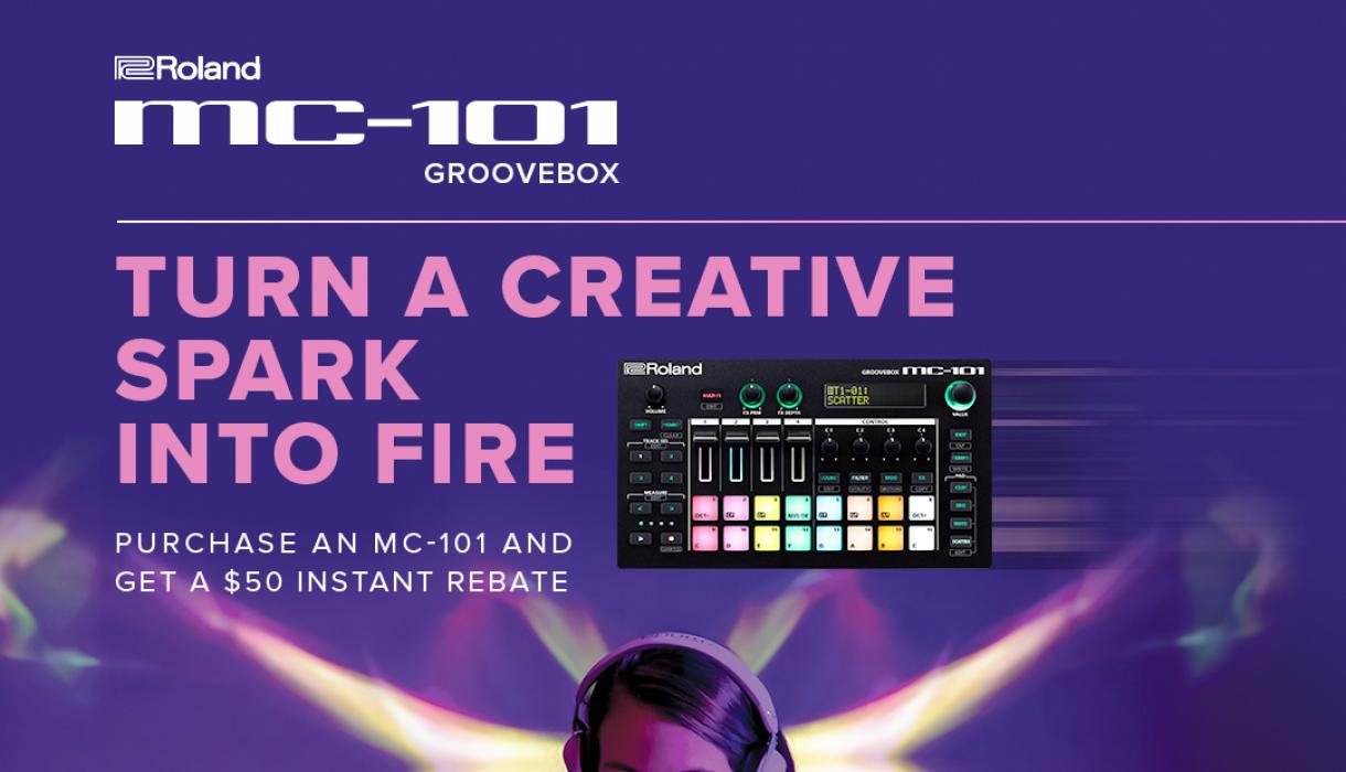 MC-101 On Sale Now