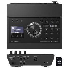 Roland  TD-17 Drum Sound Module with EV Music 32gb Card