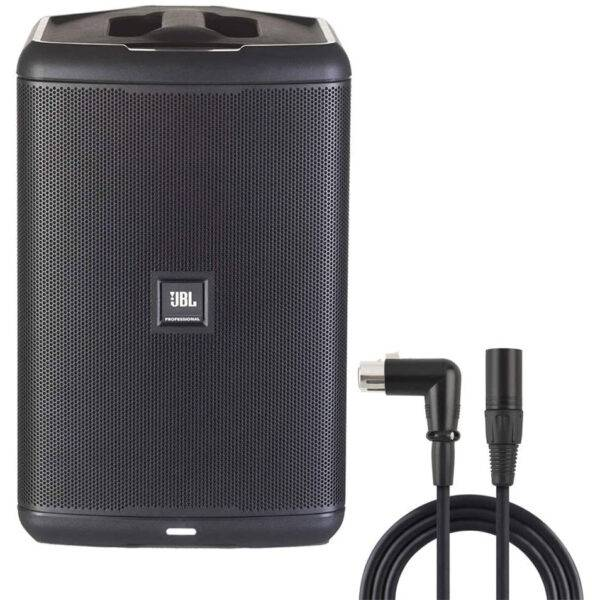 JBL EON ONE Compact Portable Speaker with Free 20ft XLR Cable