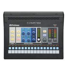 Presonus EarMix 16M 16x2 AVB-networked Personal Monitor Mixer Used