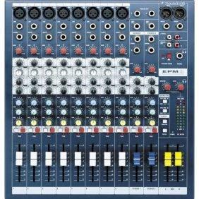 Soundcraft EPM8 Multi-format Mixer