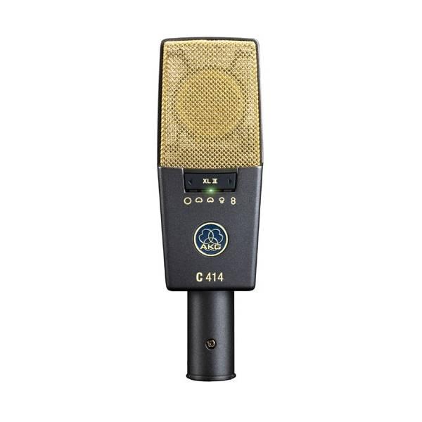 AKG C414 XLII Large Diaphragm Studio Condenser Microphone