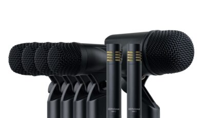 Presonus DM-7 – Affordable Quality Drum Mic Set