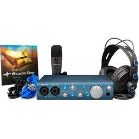 PreSonus AudioBox iTwo Studio Recording Kit