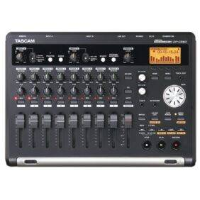 Tascam DP-03SD 8-track Digital Portastudio Refurbished