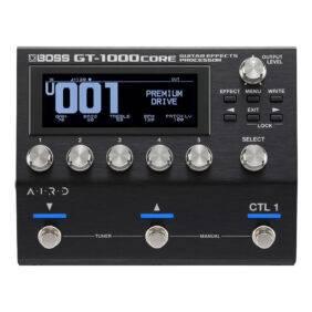 Boss GT-1000CORE Guitar and Bass FX Processor