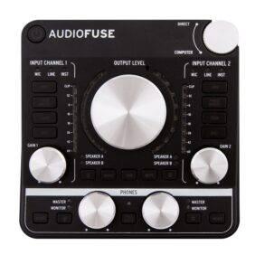 Arturia AudioFuse 14 x 14 USB Audio Interface Deep Black
