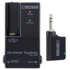 BOSS WL-50 Wireless System for Pedalboards Used