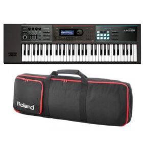 Roland JUNO-DS61 61-key Synthesizer with Gigbag RAM-4879 Bundle